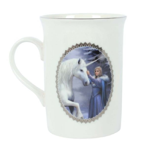ANNE STOKES Pure Magic Unicorn Mug